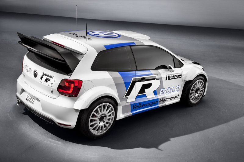 VW Polo R WRC 5 Volkswagen to hit the tracks