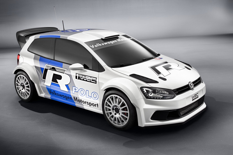 VW Polo R WRC 6 Volkswagen to hit the tracks