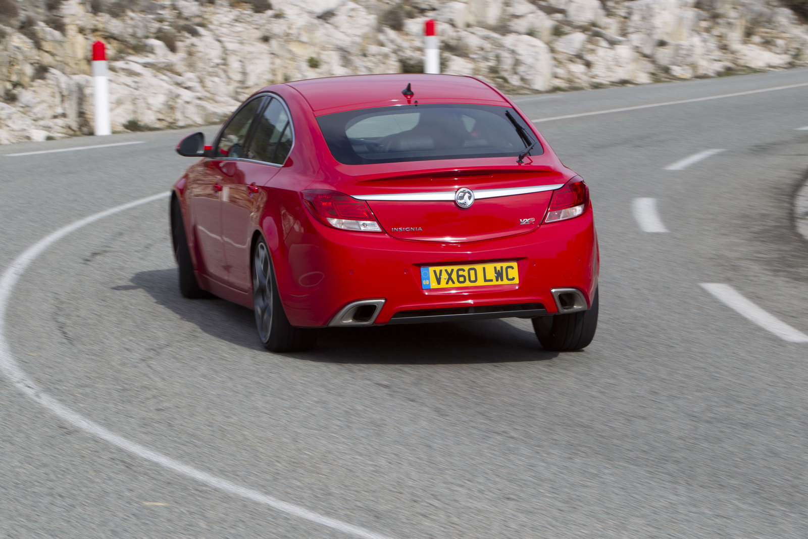 Vauxhall Insignia VXR 1 Unrestricted Vauxhall Insignia VXR with Energy Efficient Drive Train Kit