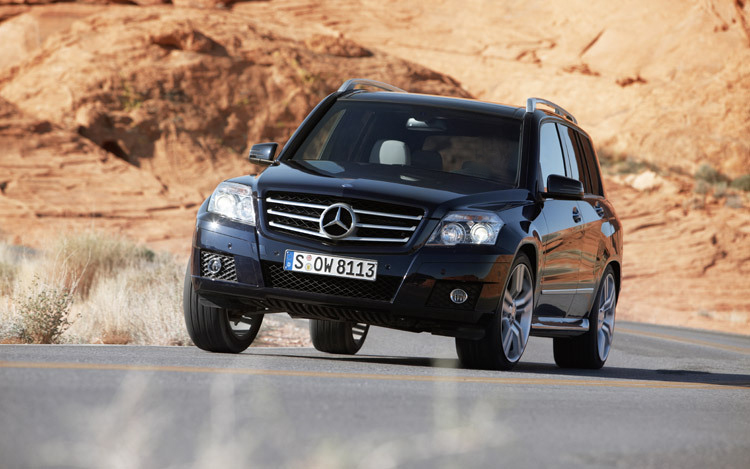 mercedesbenz glk A happy family drive with 2012 Mercedes Benz GLK
