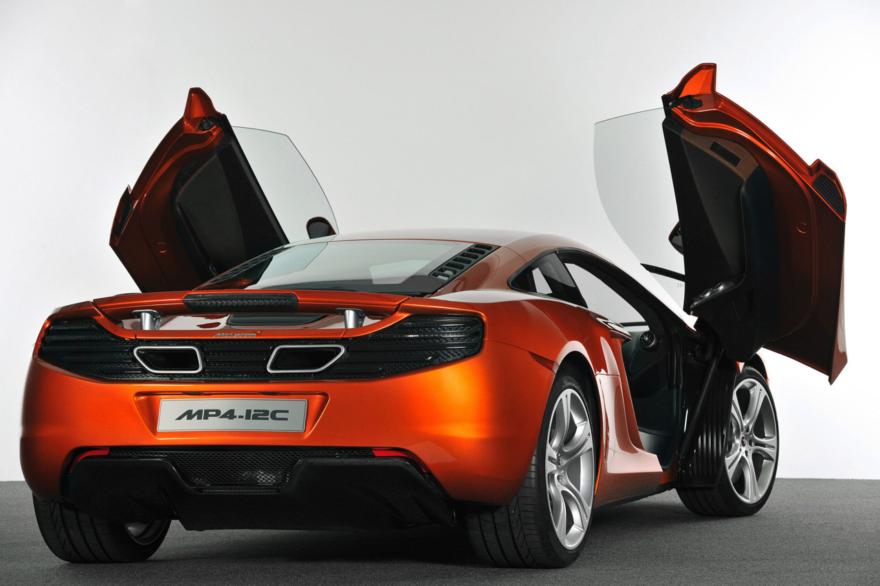mp4 12c 14 McLaren Automotive to introduce a new product every year