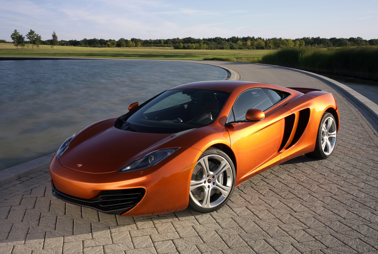 mp4 12c 4 McLaren Automotive to introduce a new product every year