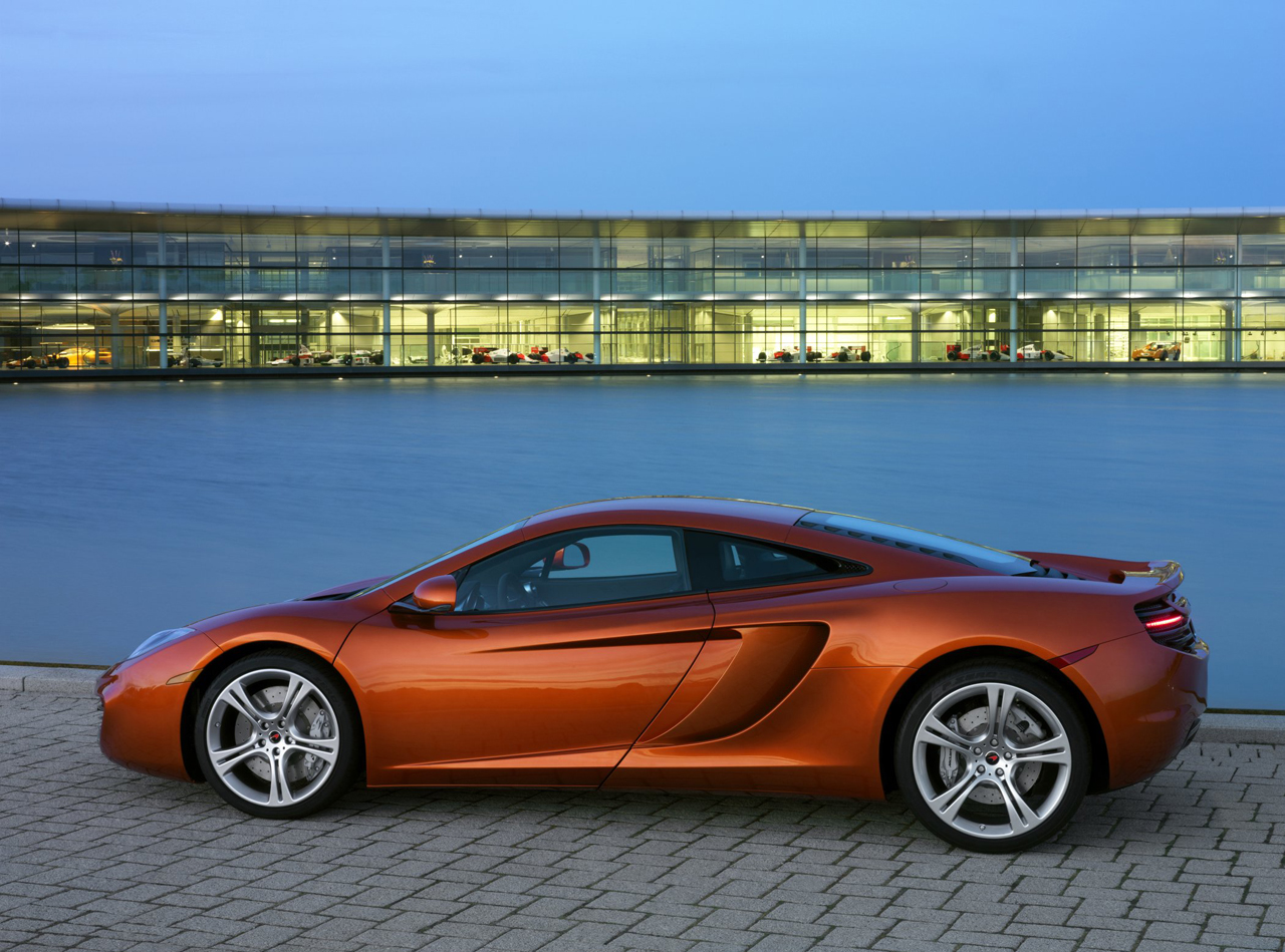 mp4 12c 6 McLaren Automotive to introduce a new product every year