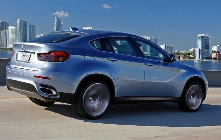 next generation 2014 bmw x5 and x6 previewed 2014 BMW X5 and X6Variants with Sophisticated Car Tuning Kit