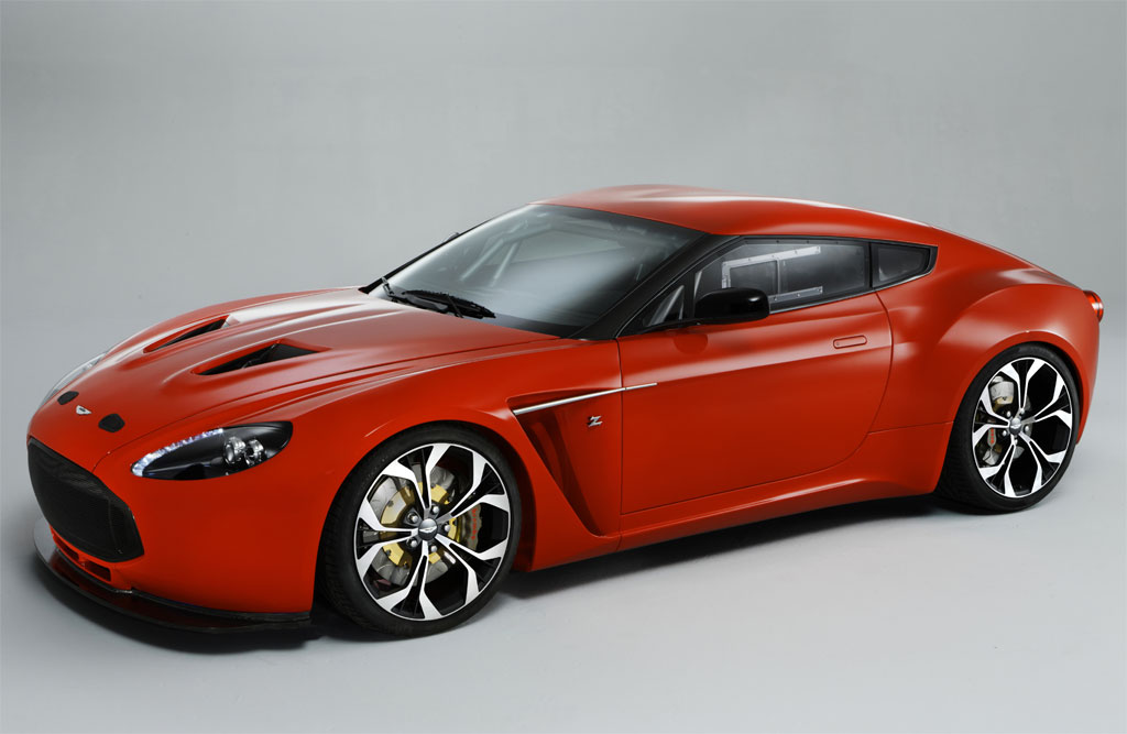 2011 Aston Martin V12 Zagato Concept 1 V12 Zagato Concept Vehicle with Marvelous Features –A Review