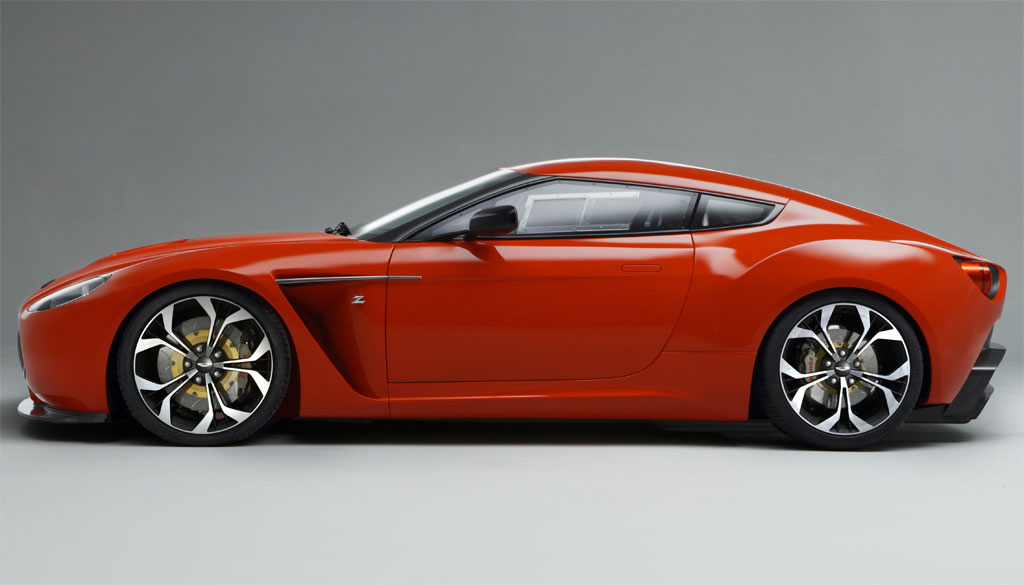 2011 Aston Martin V12 Zagato Concept 2 V12 Zagato Concept Vehicle with Marvelous Features –A Review