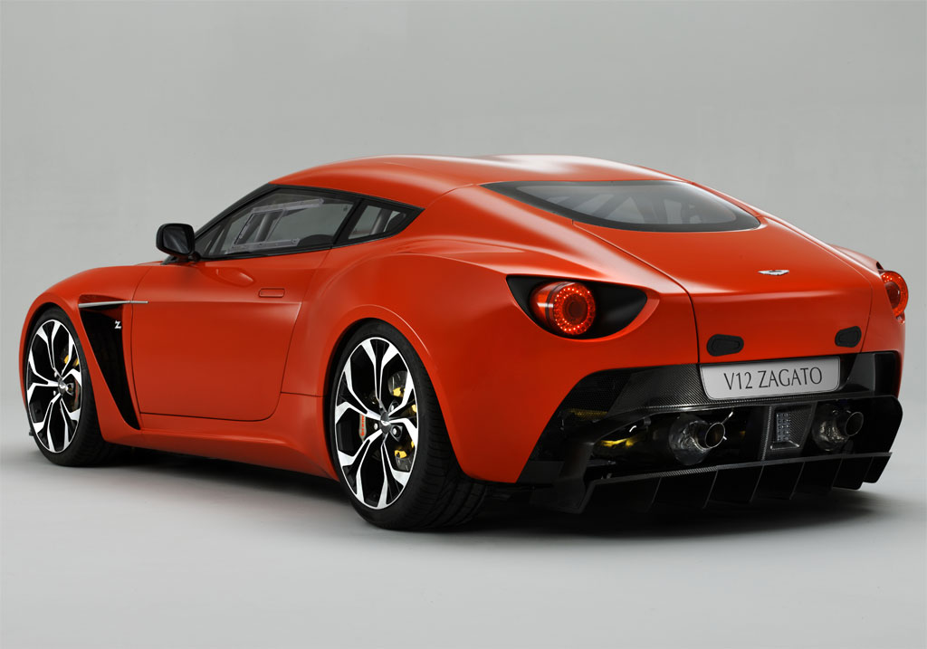 2011 Aston Martin V12 Zagato Concept V12 Zagato Concept Vehicle with Marvelous Features –A Review