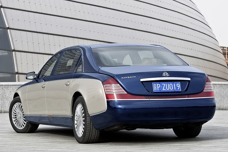2011 Maybach 62 S 3 Maybach Supposed to Be Sub brand for Mercedes