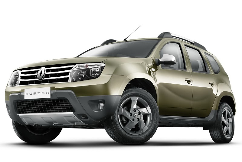 2011 renault duster suv 2011 Renault Duster SUV  More Energy Efficient