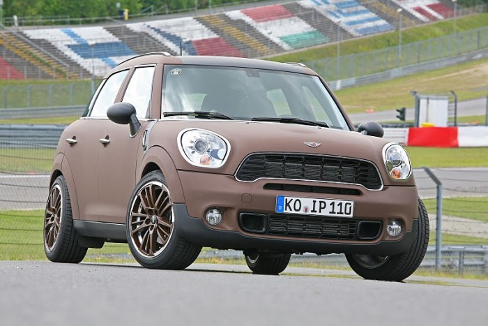 2011 wetterauer mini countryman cooper s 2 Wetterauer Engineering GmbH Released New Car Upgradation Kit
