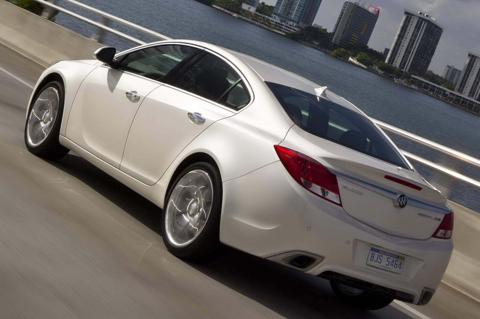 2012 Buick Regal GS 15 2012 Buick Regal GS Generates 270HP
