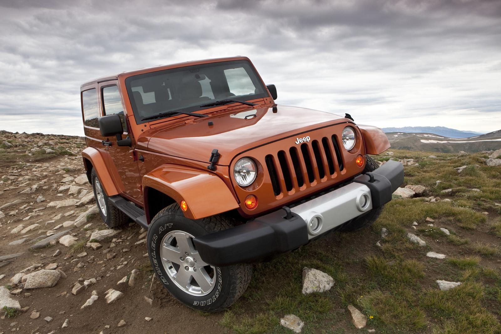 2012 Jeep Wrangler 12 2012 Jeep Wrangler with New Car Tuning Accessories – A Report