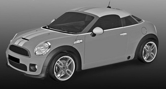 2012 Mini Coupe 2012 MINI Coupé – Available in 4 Trim Levels