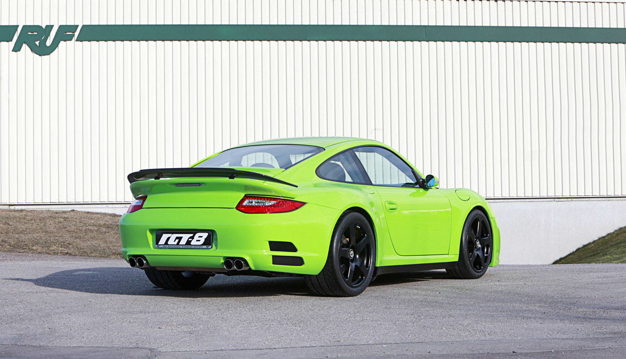 2012 Ruf RGT 8 5 2012 Ruf RGT 8 Energy Efficient