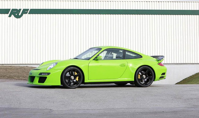 2012 Ruf RGT 8 2012 Ruf RGT 8 Energy Efficient