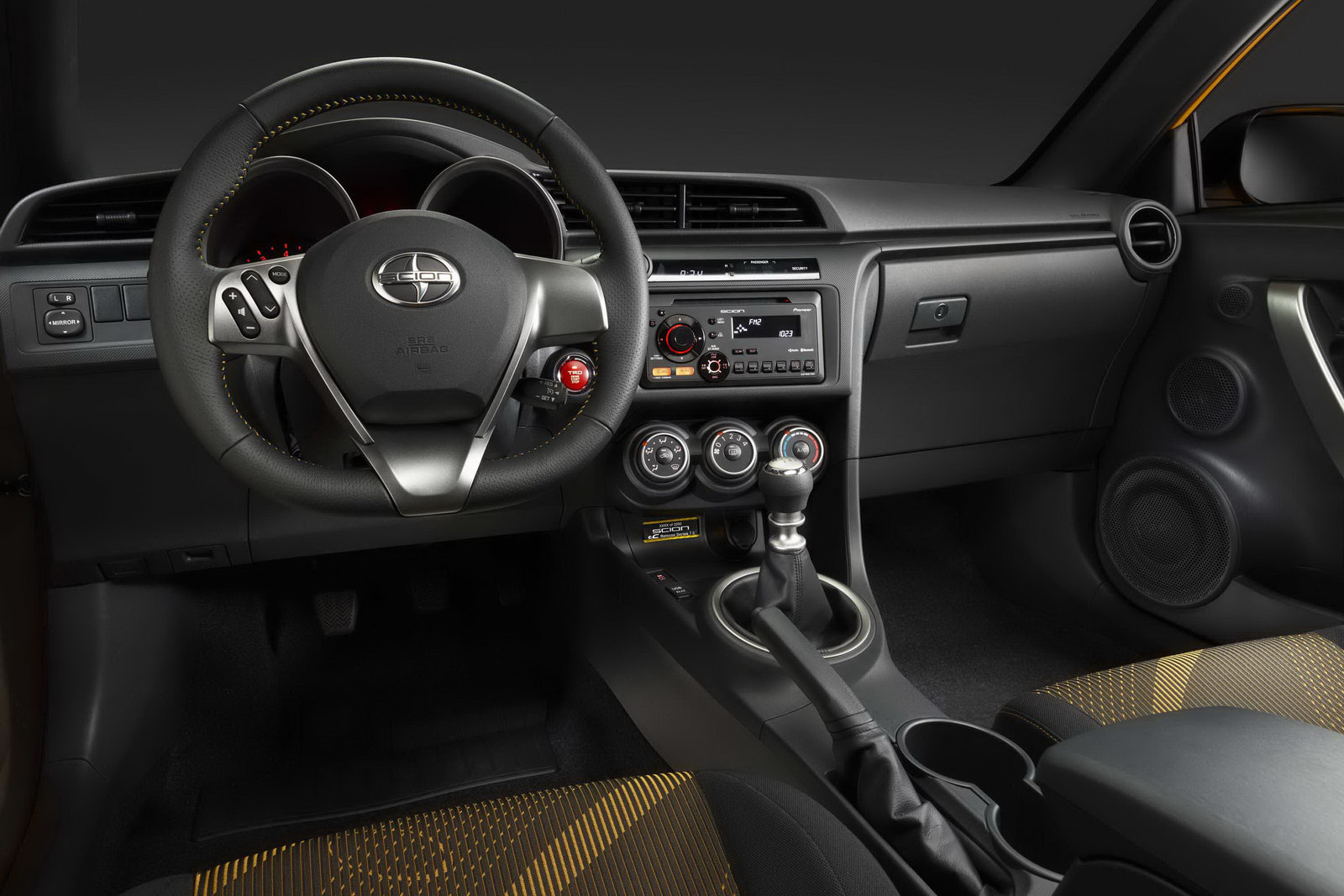 2012 Scion tC Version 1 Scion Car with Sophisticated Upgradation Tools