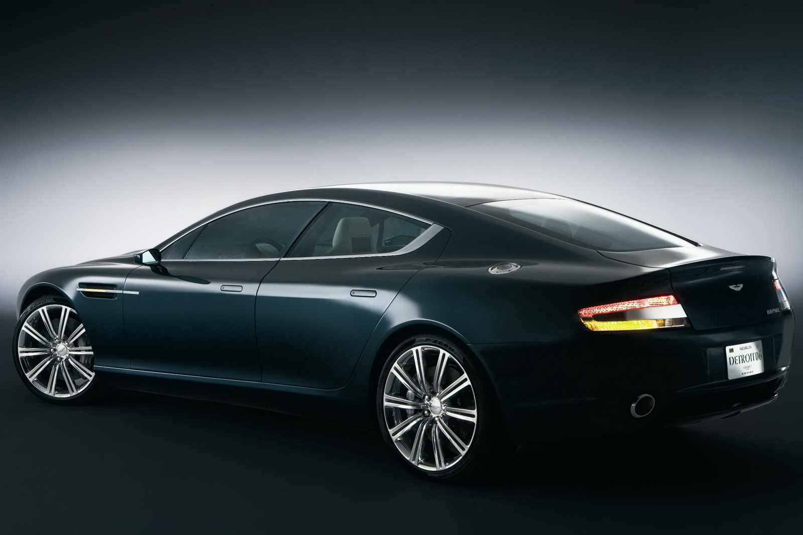 Aston Martin Rapide 3 Poor sales figure of Rapide forces Aston Martin to decrease its production