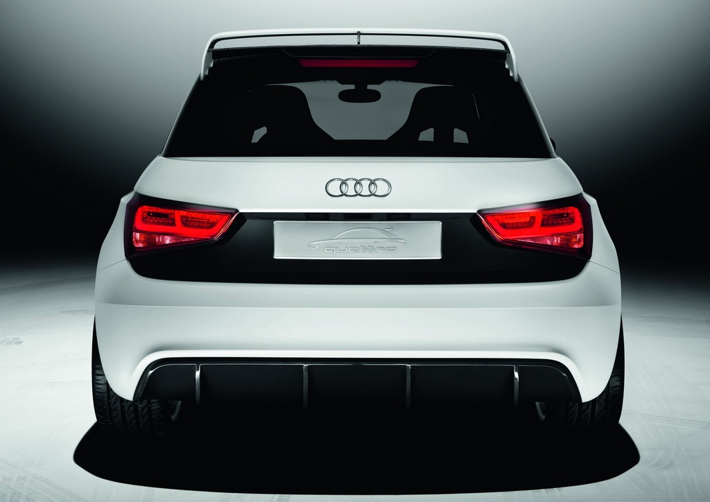 Audi A1 Clubsport Quattro 10 Audi A1 Clubsport Quattro Variant with Excellent Features