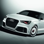 Audi A1 Clubsport Quattro 150x150 Audi A1 Clubsport Quattro Variant with Excellent Features