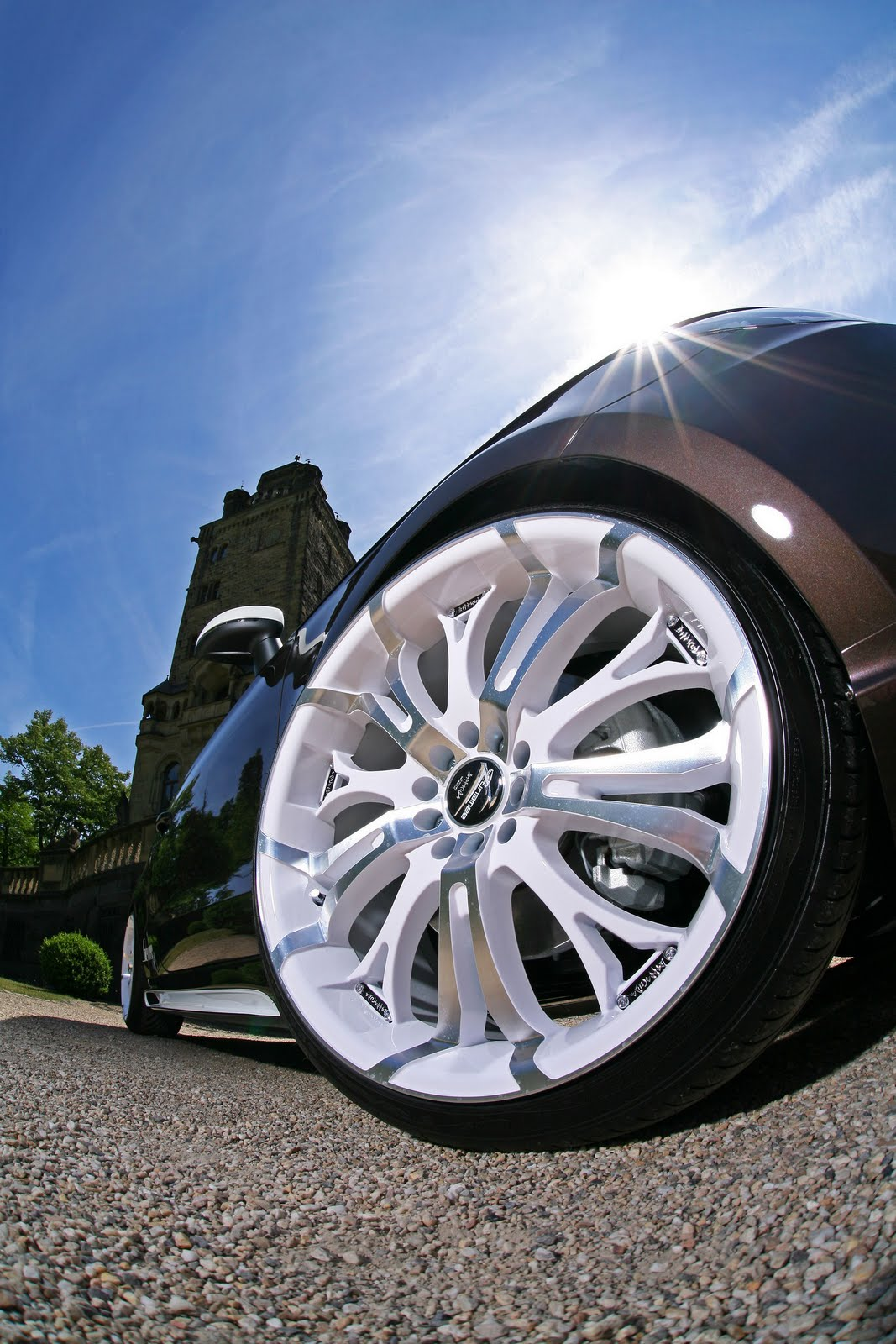 Audi A1 Senner Tuning 1 Senner  Launched Car Upgradation Kit