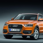 Audi Q3 SUV 150x150 New Q3 SUV to Be Manufactured in SEAT in Spain
