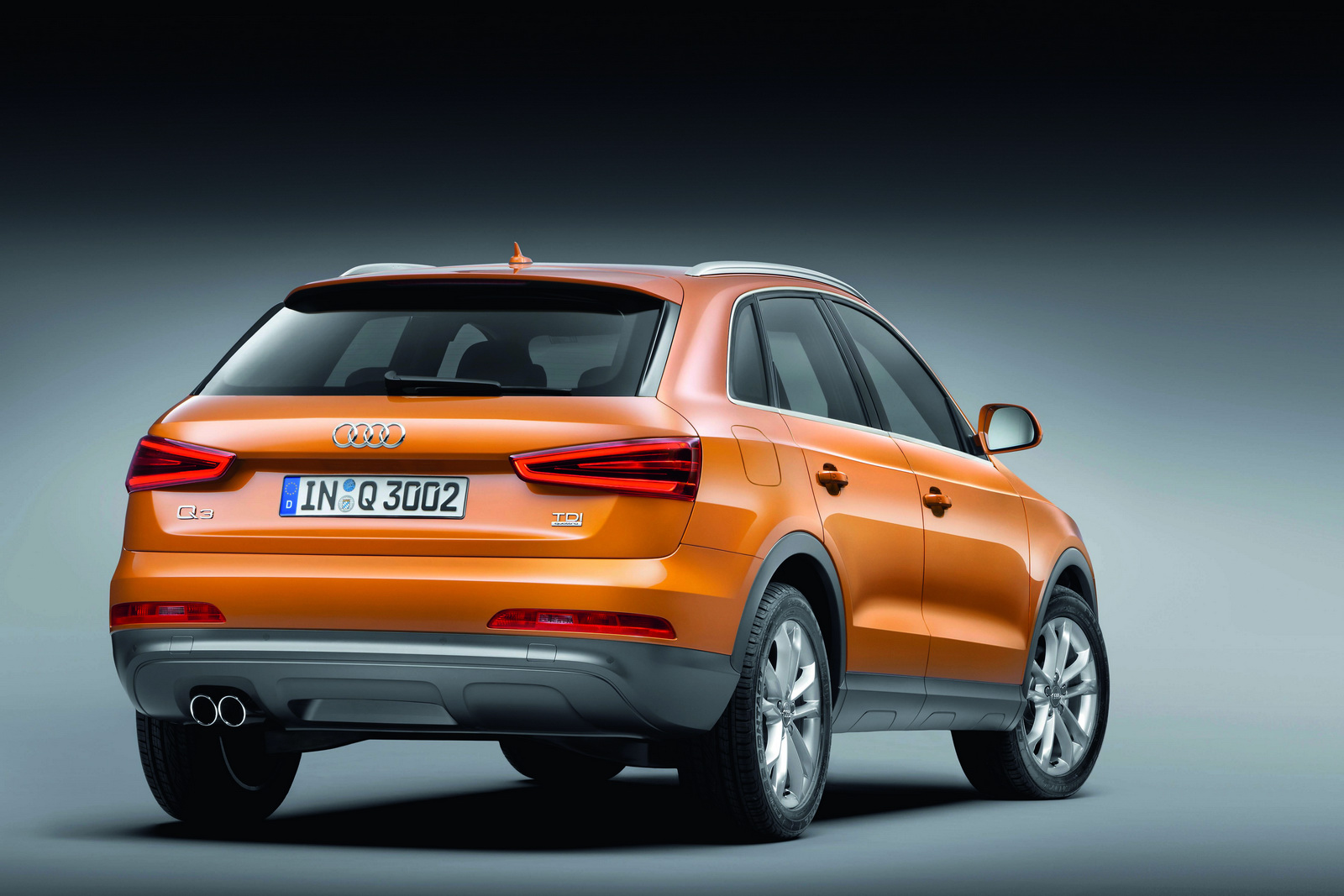 Audi Q3 SUV 3 New Q3 SUV to Be Manufactured in SEAT in Spain