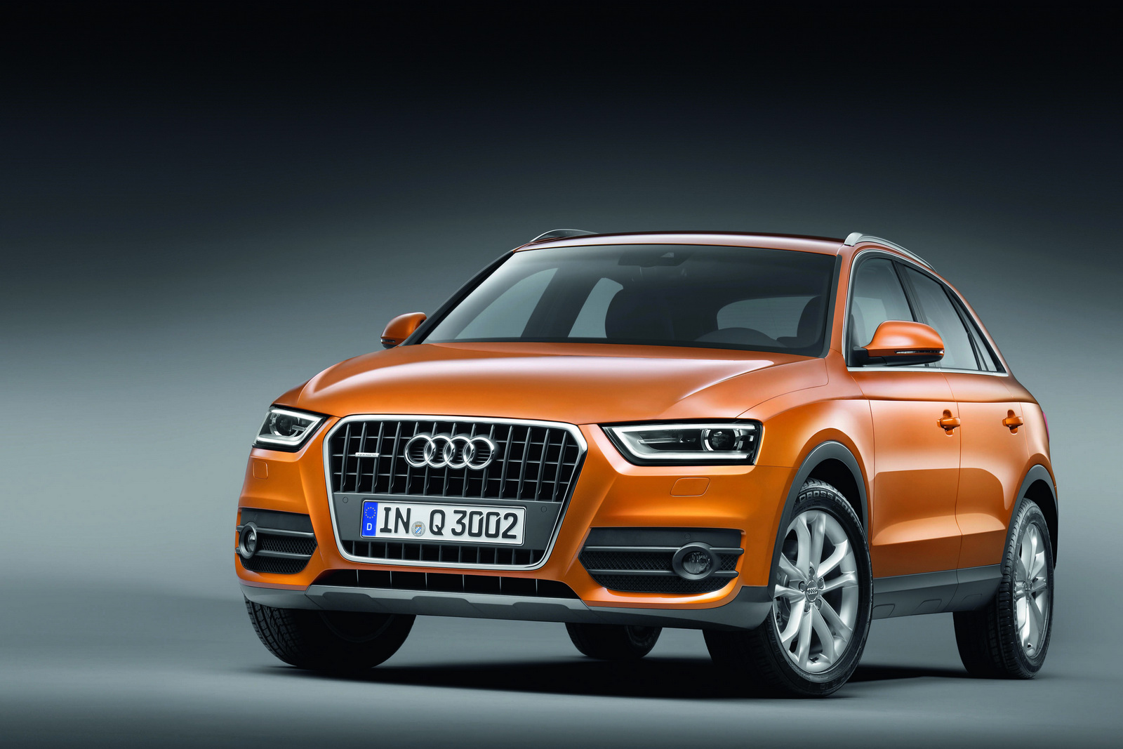 Audi Q3 SUV New Q3 SUV to Be Manufactured in SEAT in Spain