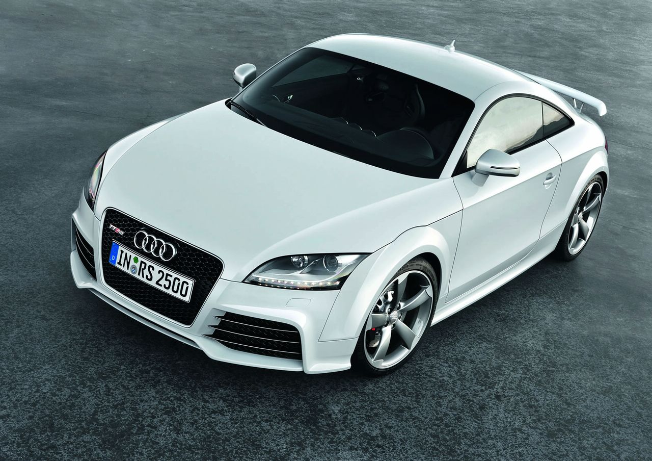 Audi TT RS Limited Edition S Tronic 1 Audi TT RS Limited Edition S Tronic Variant with Salient Features
