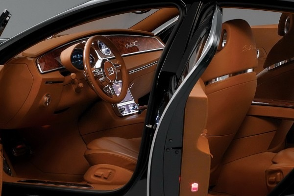 Bugatti Galibier Concept 6 Bugatti Galibier Concept   Analytical Overview