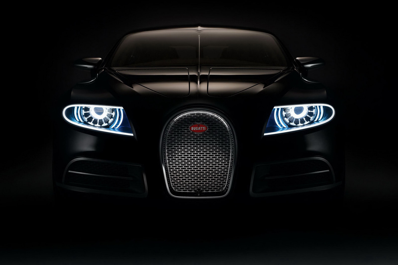 Bugatti Galibier Concept 8 Bugatti Galibier Concept   Analytical Overview