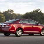 2011 Buick LaCrosse 4 Cylinder