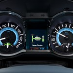 2012 Buick LaCrosse eAssist Driver Interface