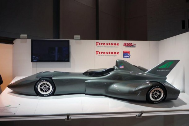 DeltaWing Indycar 2 DELTA WING FINALLY GETS A NAME AND FAME, Project 56 Indy Car to appear in Le Mans 2012