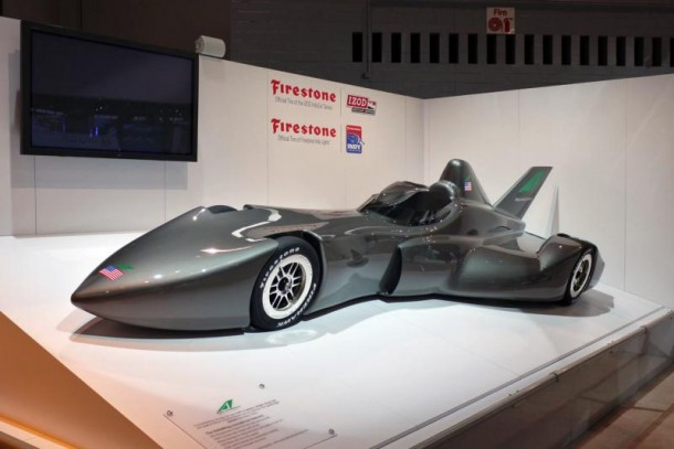 DeltaWing Indycar DELTA WING FINALLY GETS A NAME AND FAME, Project 56 Indy Car to appear in Le Mans 2012
