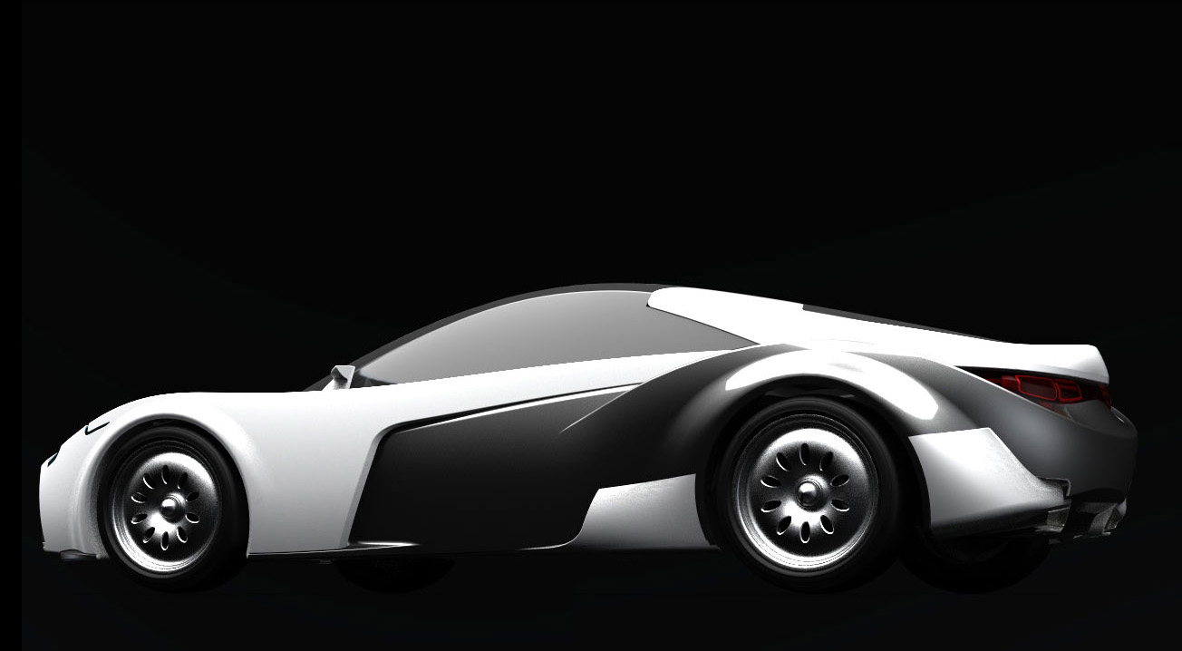 Electrodinamycs Concept Car Antonio Bruno's Electrodynamics Concept Car  A Review