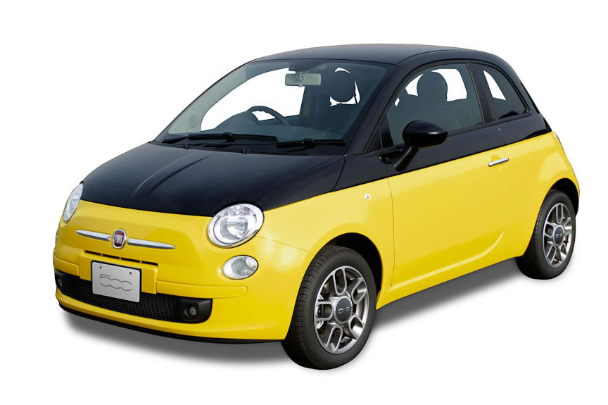 Fiat 500 Pop Bi Limited edition of 500 Pop Bi to be rolled out by Fiat in Japan