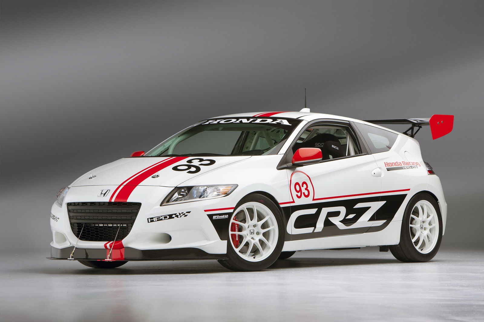 Honda CR Z R 1 Le Mans to witness the demo run of Honda CR Z Hybrid Racer