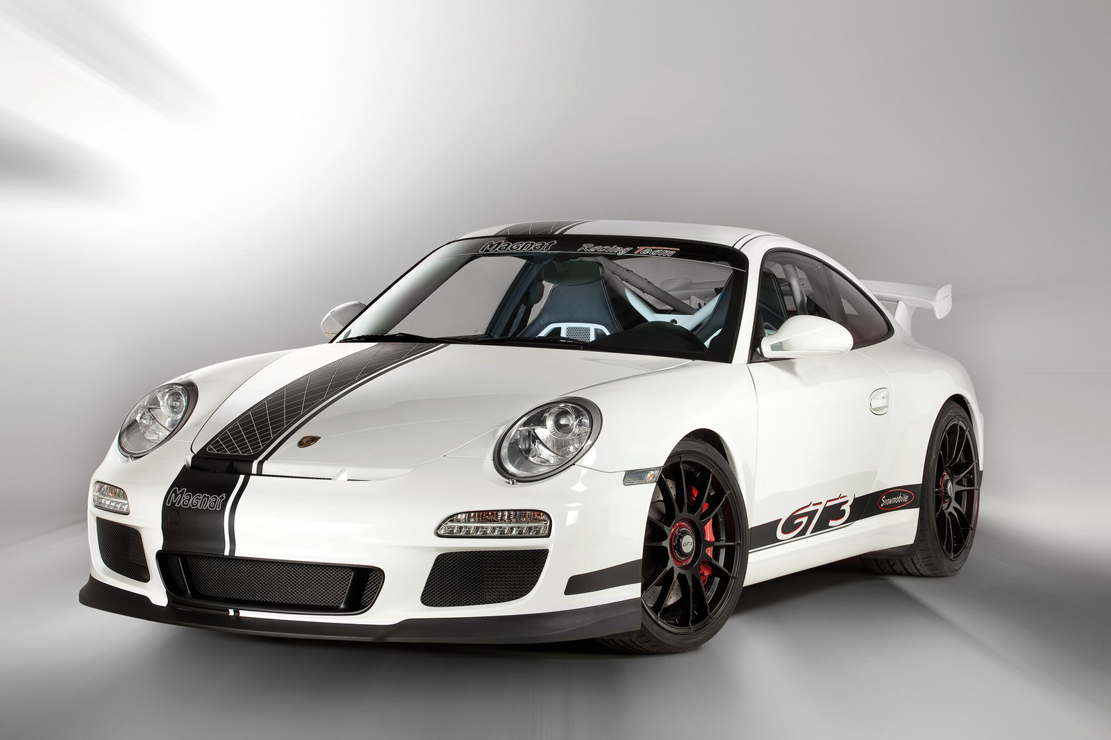 Magnat Porsche Auspuff 4 Porsche 911 GT3  Fuel Economic and Energy Efficient