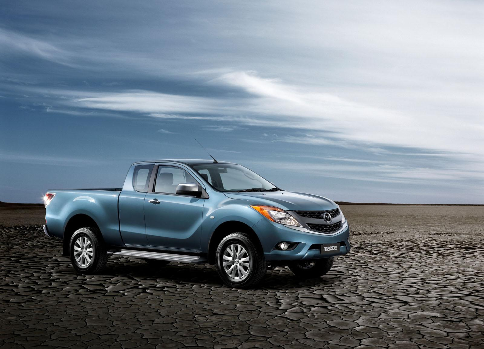 Mazda BT 50 Freestyle 1 Exciting BT 50 Freestyle from Mazda is revealed