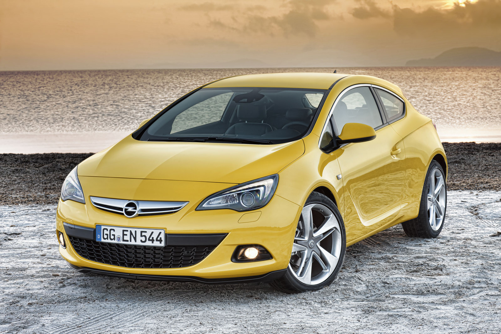 Opel Astra GTC 2 2012 Astra GTC A Car Review
