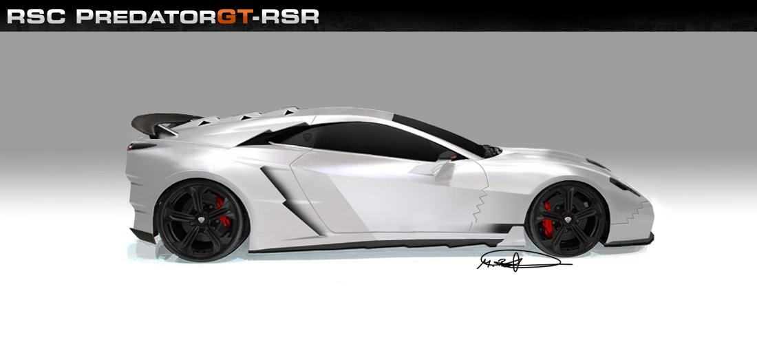 Raptor GT 1 Rotary Supers Cars to Rename Raptor GT