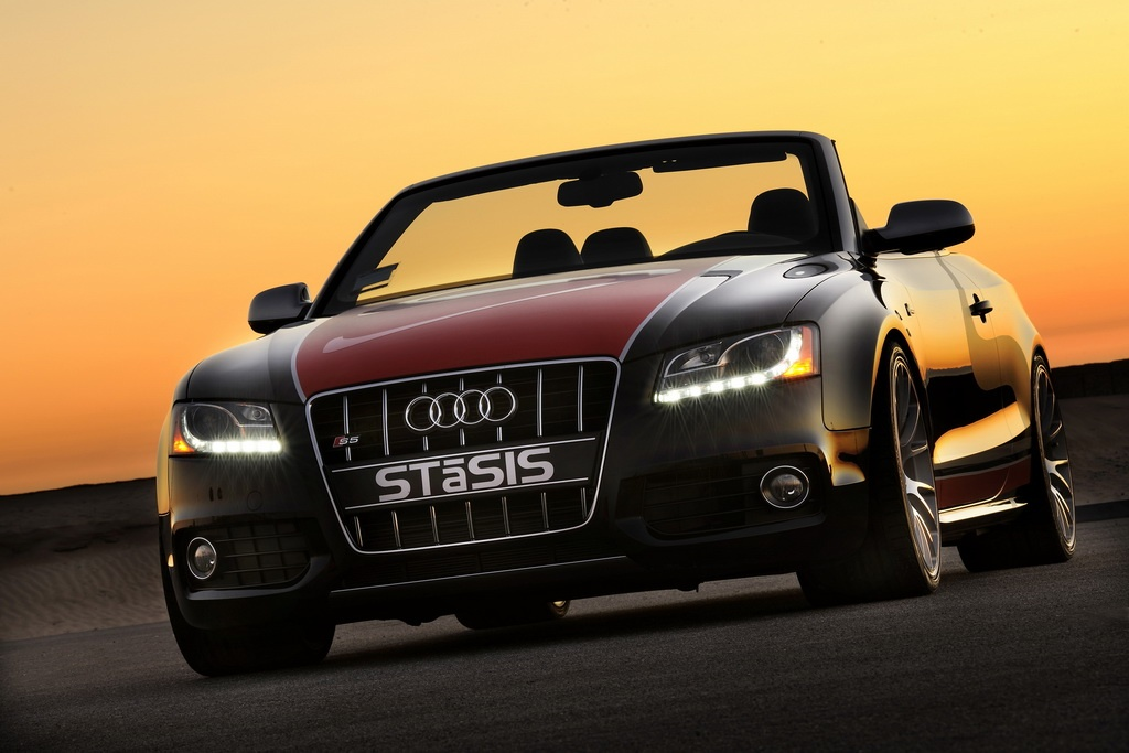 STaSIS Audi S5 Cabriolet Challenge Edition 2 STaSIS Audi S5 Cabriolet Challenge Edition with Aerodynamic Facelift