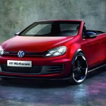 VW Golf GTI Study 150x150 Volkswagen Gifts Golf GTI Cabriolet to Wörthersee Car Show