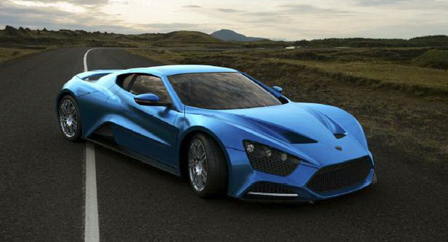 Zenvo Special Edition ST 1 50 Zenvo Declares Special Edition ST 1 50 for North America