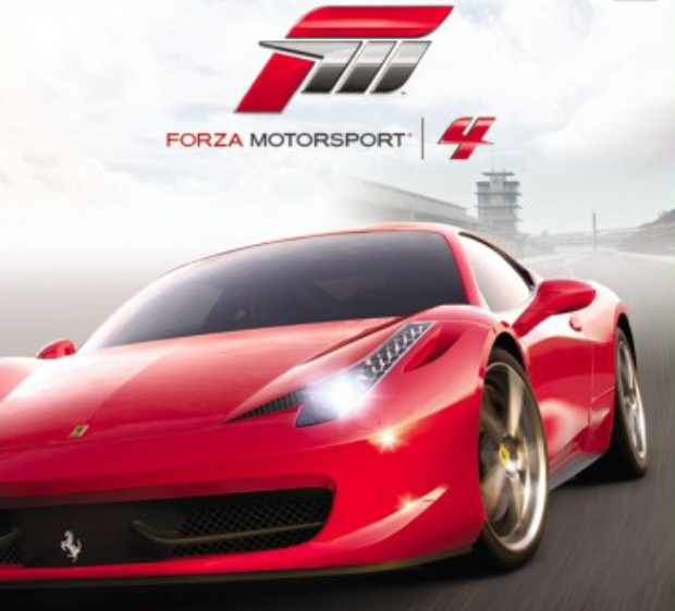 forza motorsport 4 box art small Forza 4 brings Kinect Revolutionizes Multimedia Video Game