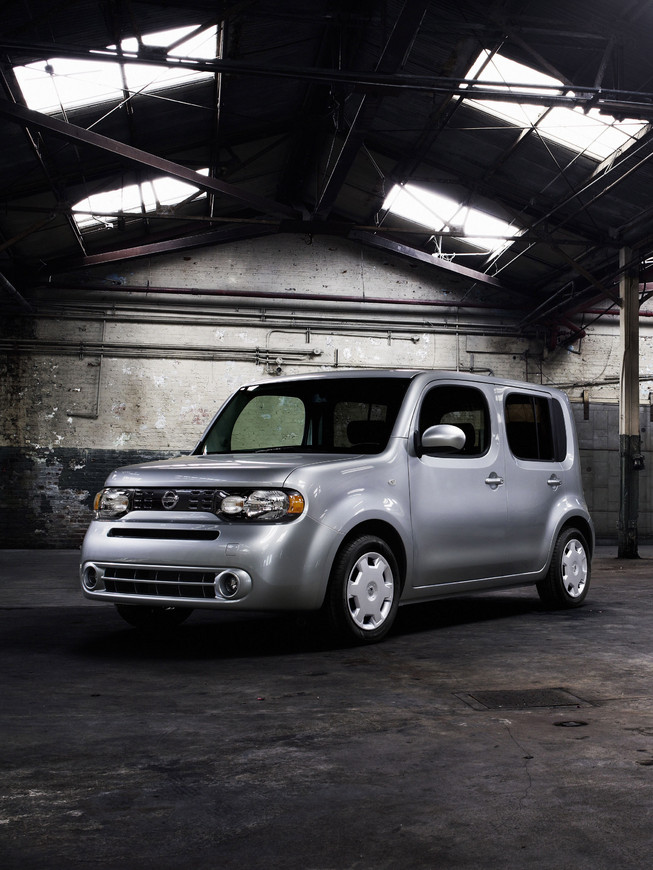 2011 Nissan Cube 1 2011 Nissan Cube is strangely trendy