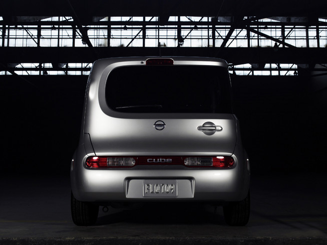 2011 Nissan Cube 2011 Nissan Cube is strangely trendy