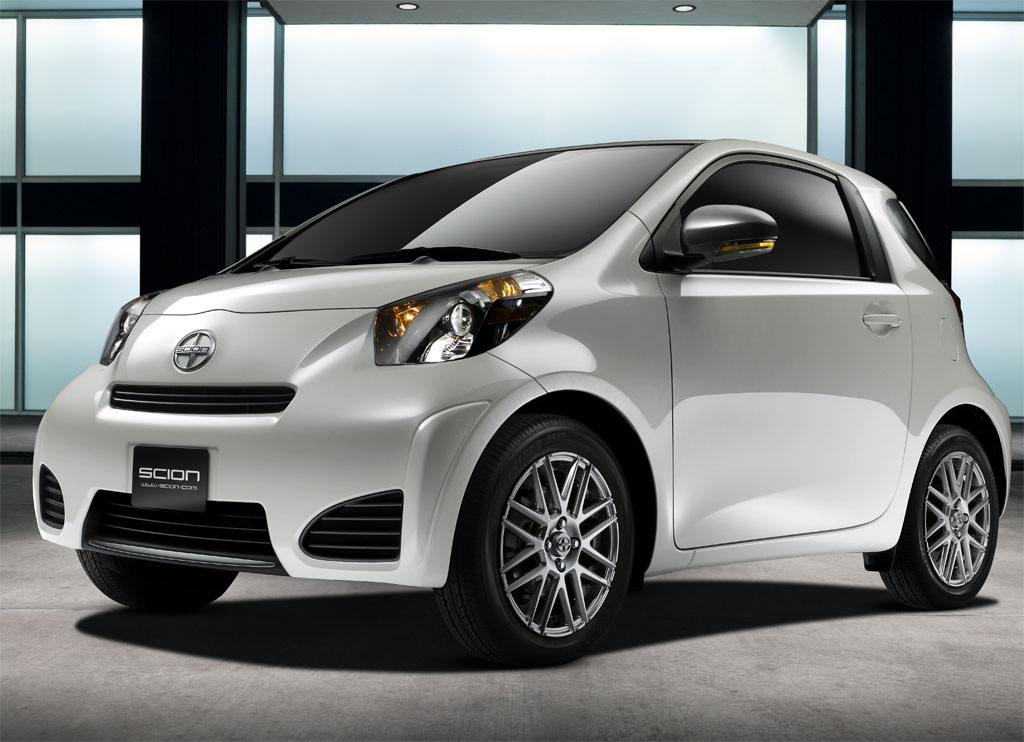 2011 Scion IQ World's smallest car 2012 Scion iQ available a $15,995