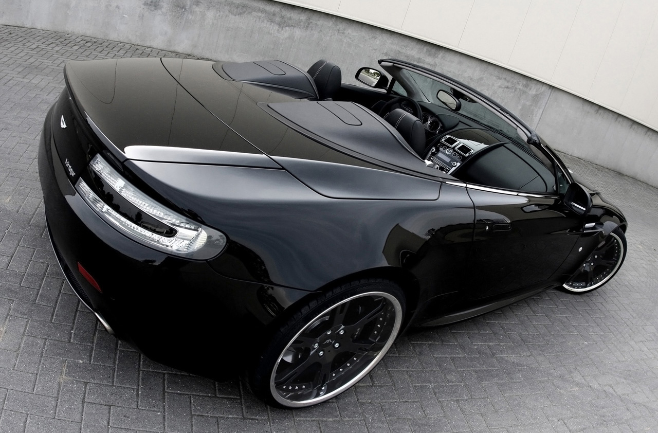 2011 Wheelsandmore Aston Martin Vantage V8 1 2011 Aston Martin Vantage V8 The Beast within the Beauty!