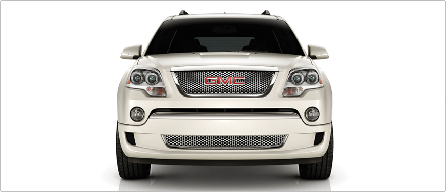 2011 acadia denali Acadia Denali   Car Review